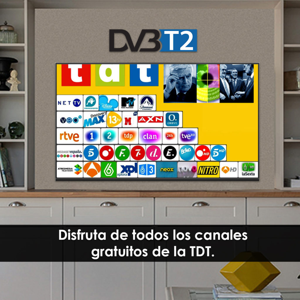 Televisor Smart Tech by BSL de 50 Pulgadas Smart TV Android TV DBVT2 | UHD LED de 3840x2160pp | Conexión, HDMI ARC, HDMI, VGA, COAXIAL, AV IN, Ypbr| Puerto USB y Auriculares | Mando a distancia.